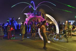 Thrive after 50 - burning man 1