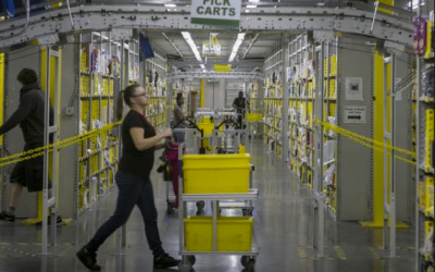 Christmas At Amazon: A Life-Sucking Experience