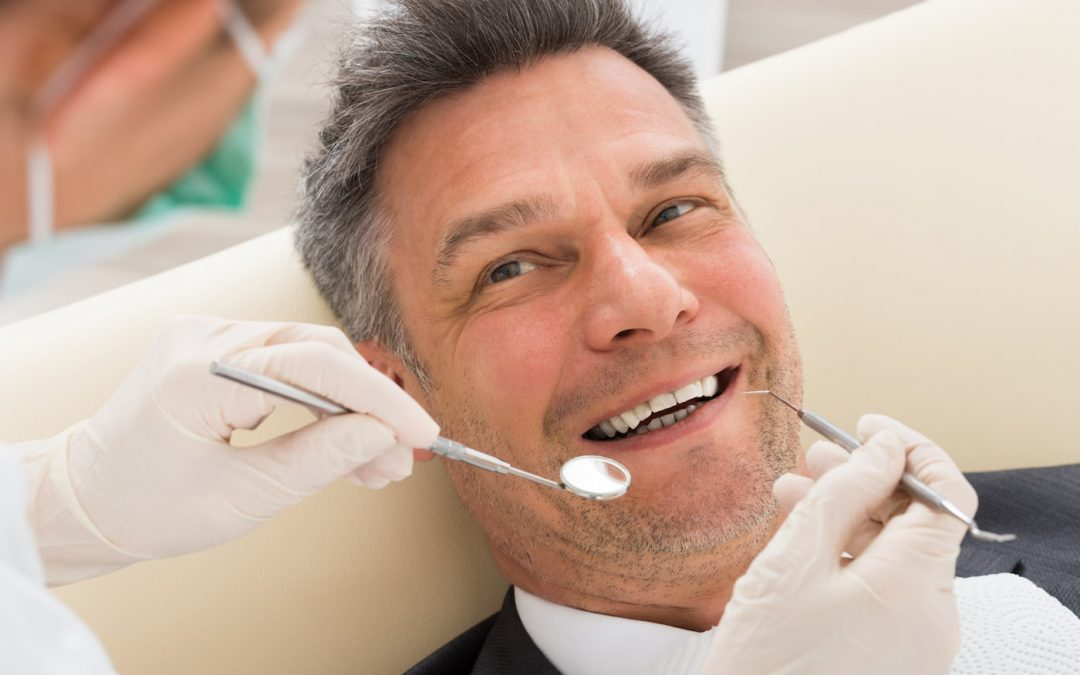 Interview With Dr. Vincent Mack | Dental Challenges In Adults Over 50