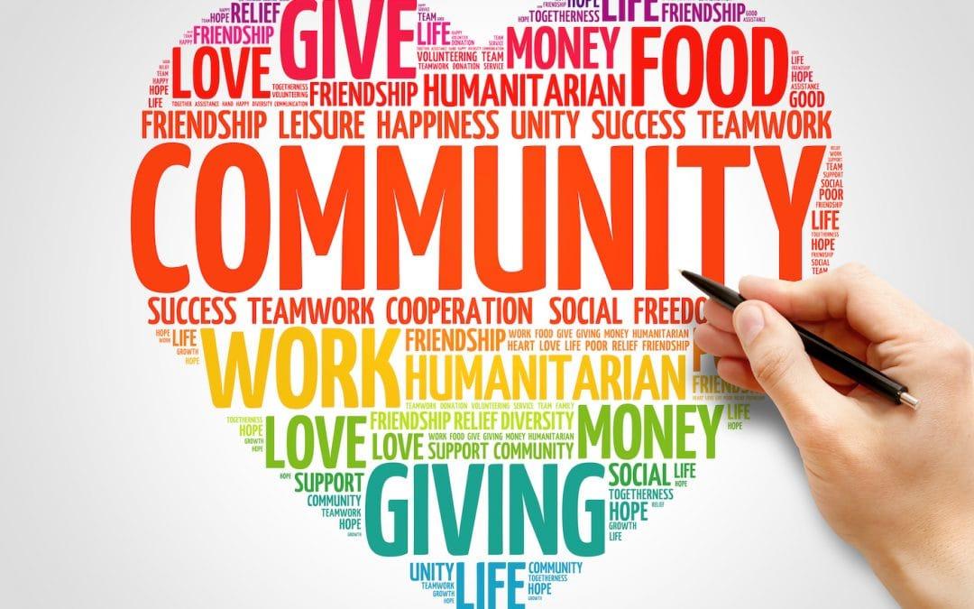 Community Service Is Not a Sentence… It's a Joy!