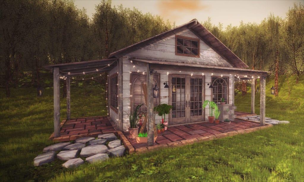 A North Carolina Tiny House