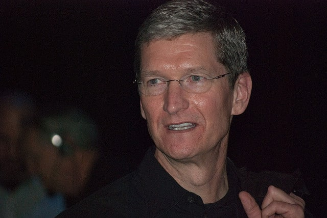 Billionaires like Tim Cook like to give money to worthwhile causes.
