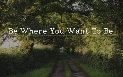 Follow Your Bliss– Which Road Will You Choose?