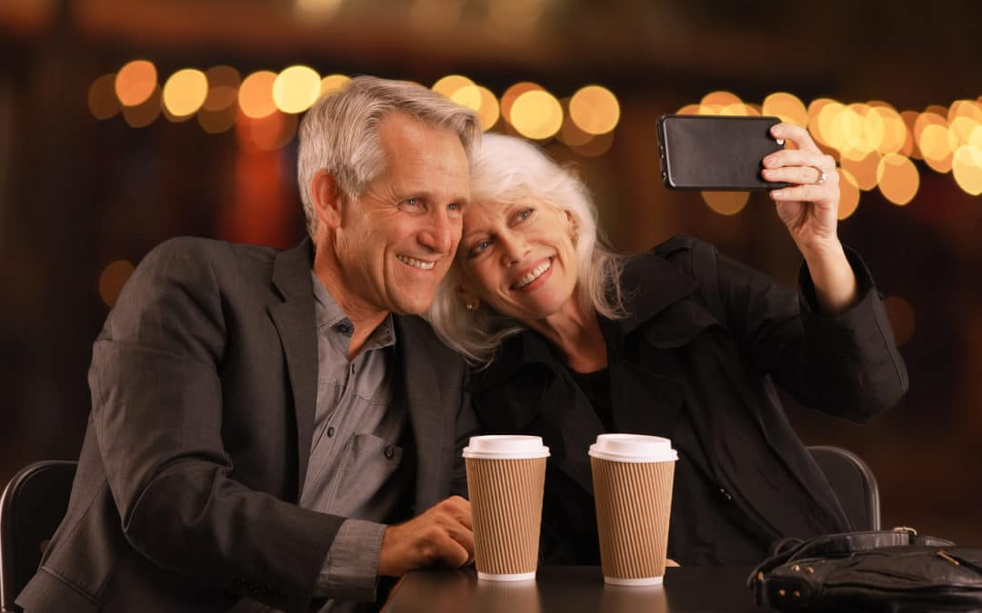 Dating after 50 is pointless