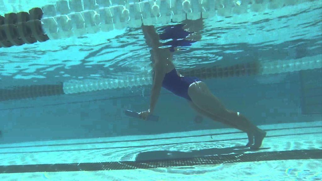 pool plank