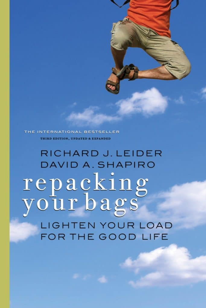 Repacking your bags book