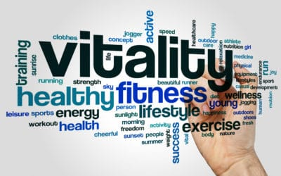 Vitality– What Does It Look Like in Your Life?