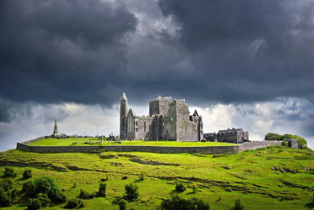 Traveling Ireland by Car