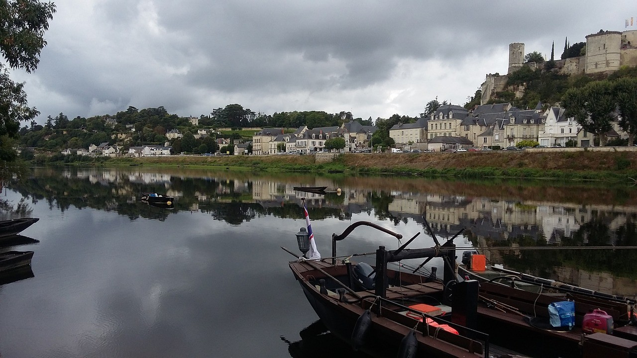 La Loire River as one of teh best river cruise in europe