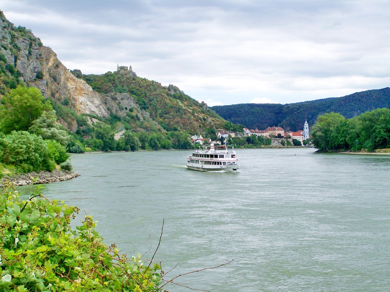 danube river as one of the best river cruise in europe