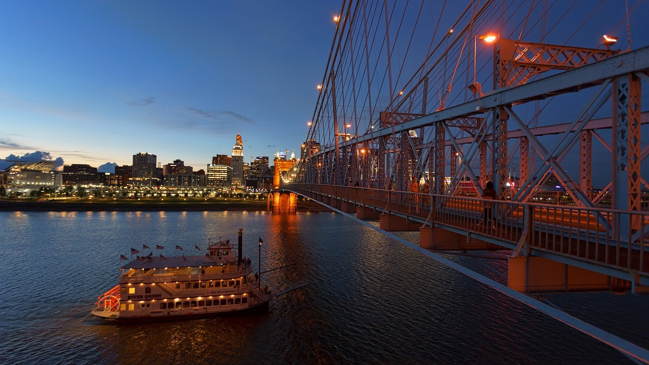 ohio river cruise as one of the best in america
