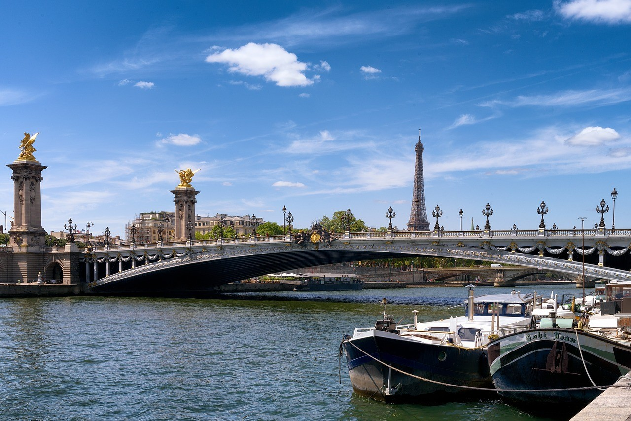 seine river as one of the best river cruise in europe