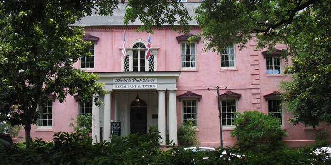 The Olde Pink House