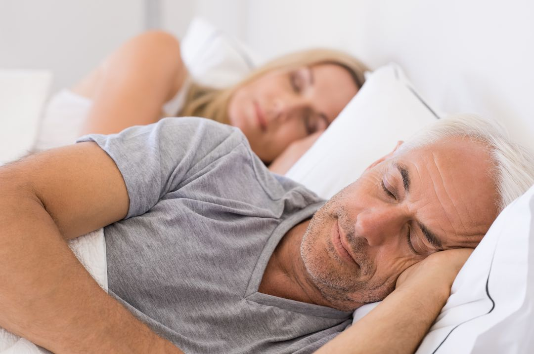 how to overcome depression in retirement - get enough sleep