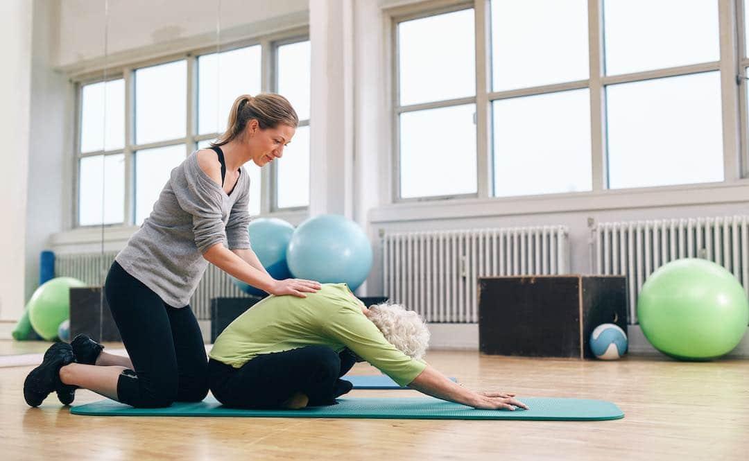 gentle yoga for seniors