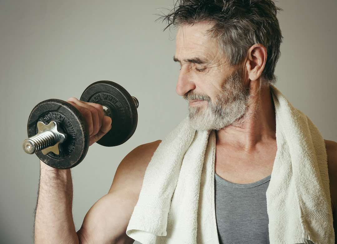 how to overcome depression in retirement - exercise