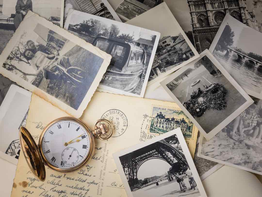 7 Hidden Benefits of Hanging on to Old Photographs