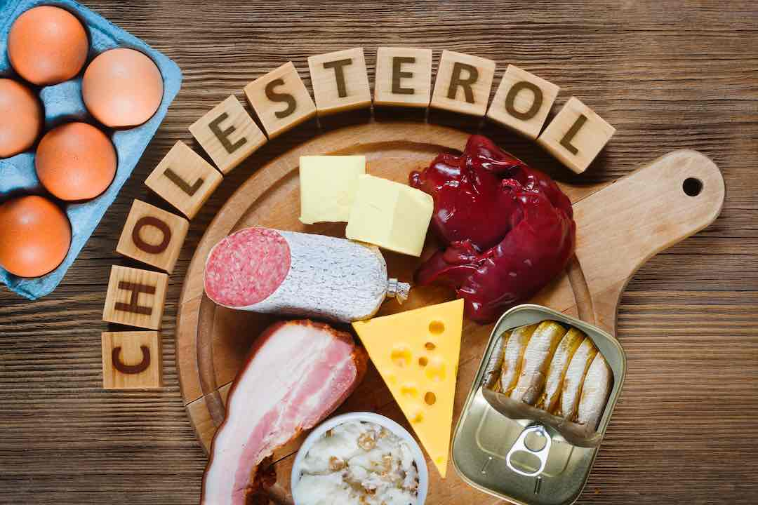 lipitor and High-Cholesterol Foods